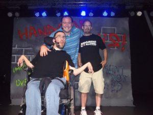 Mike Berkson, Tim Wambach, and Zachary Fenell