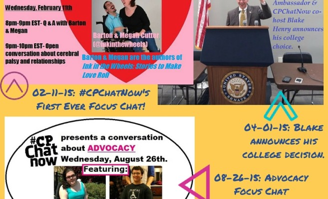A look at some #CPChatNow highlights from 2015.